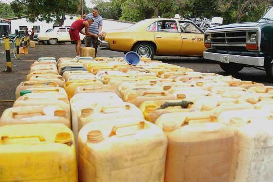 Estudian medidas que pongan fin a contrabando de gasolina for Patio bonito
