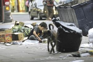 Nueve mil 300 niños viven del reciclaje en Bogotá