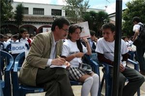 Por Gestión del Concejal Celio Nieves Herrera y Bancada del Polo, se incluyen: Preescolar de tres grados, Jornada Única y ampliación de la planta docente y directiva docente