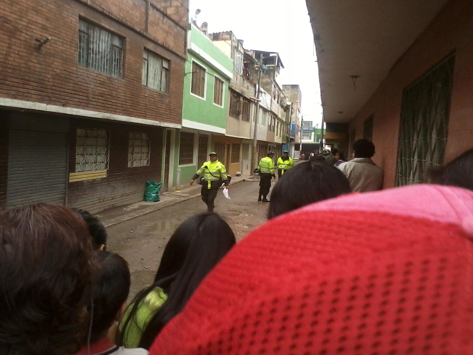 Alerta ciudadana bandas delincuenciales se apoderan for Patio bonito
