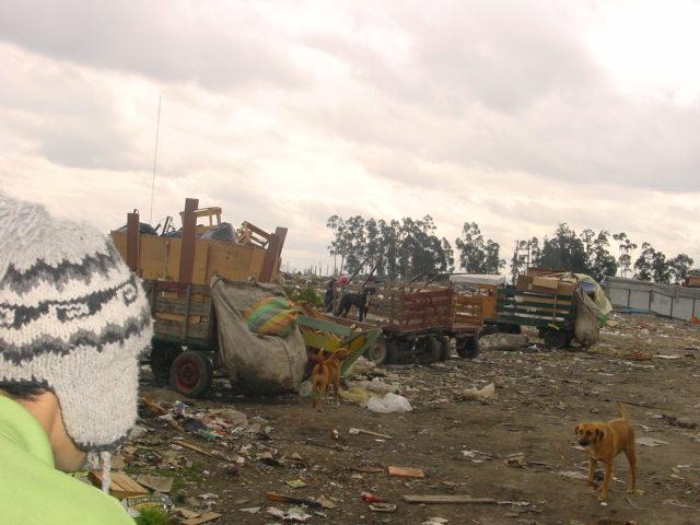 Graves denuncias hacen habitantes alrededor de la invasi n for Patio bonito