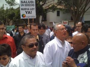 El Secretario de Salud Distrital Guillermo Alfonso Jaramillo habla sobre la salud de los colombianos