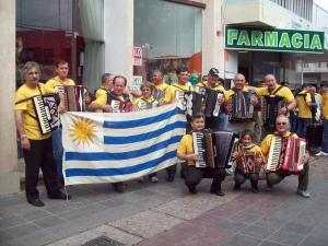 Acordeonistas uruguayos