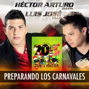 Héctor Zuleta y Luis José Villa