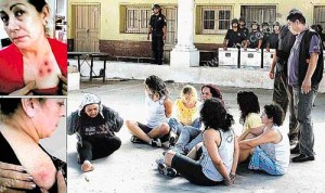 la cárcel de Mujeres del Buen Pastor en Asuncion