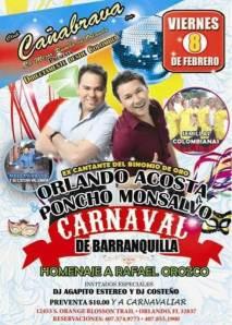 Orlando Acosta y Poncho Monsalvo
