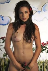 Carla Giraldo desnuda en Playboy 9