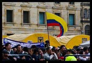 Marcha 9 de Abril Bogotá