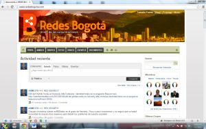 Redes Bogotá