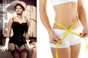 Reducir centímetros a tu cintura, te hará lucir una figura más curvilínea como la que suele tener Sofía Loren