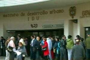 IDU - Valorización