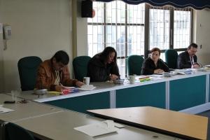 Junta Directiva, ausente durante rendición de cuentas
