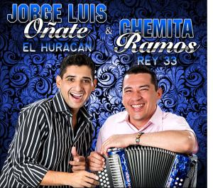 Jorge Luís Oñate y Chemita Ramos