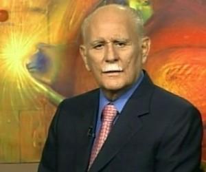 Periodista venezola José Vicente Rangel