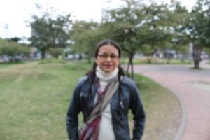 Activista social de Kennedy, conductora de los Café y Género en la Localidad