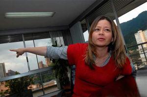 María Fernanda Rojas, Directora del IDU