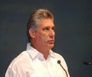 Miguel Díaz Canel