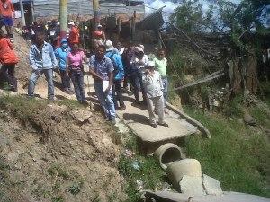 Quebradas en Ciudad Bolívar
