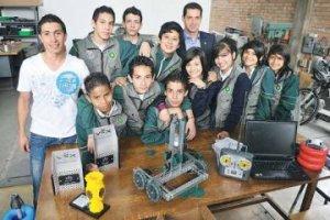 Robótica colegio Inem
