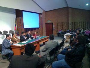 Empresarios ante Secretaría de Desarrollo Económico