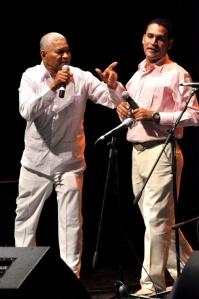 Los reyes de la piqueria Andrés Beleño y José Felix Ariza