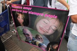Asesinada por policias en Bogotá