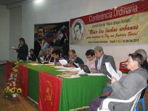 Comunistas de Bogotá