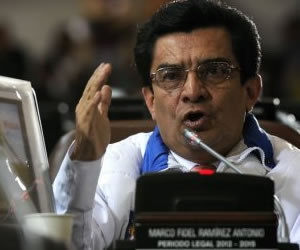 Concejal Marco Fidel Ramírez