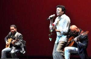 Cantautor Vallenato Gustavo Gutiérrez en Bogotá