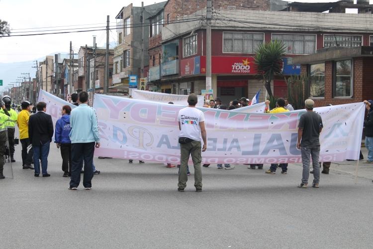 Marcha 9 de Abril en Bogotá 041