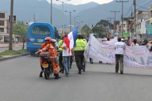 Marcha 9 de Abril en Bogotá 045