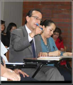 Roberto Quiroga - Comunicador comunitario