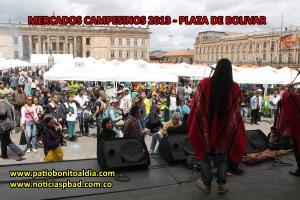 Mercado Campesino campesino 2013