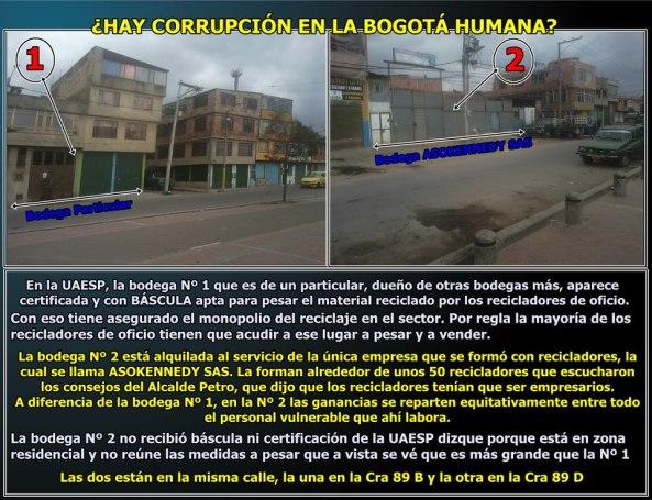 Uaesp Corrupción