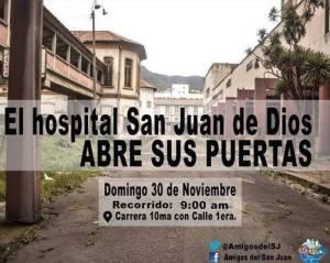 el hospital mas grande de colombia