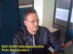 Omar Velasquez Ardila