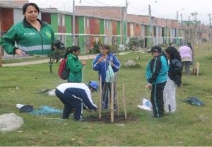 Comunidades trabajando en defensa del medio ambiente